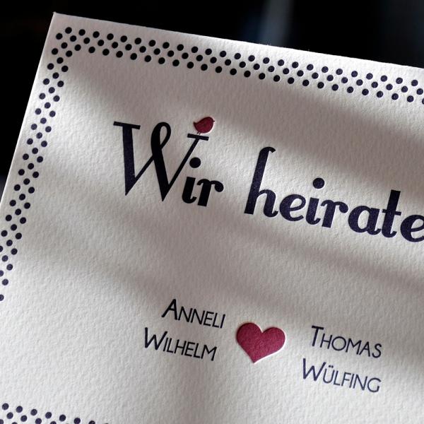 Prestige Print   Hochzeitskarten Und Einladungskarten   Heiraten,  Einladungsentwurf