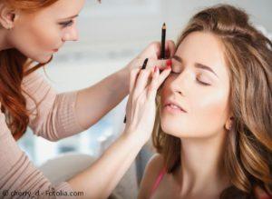 Wellness, Spa, Beauty, Styling und Kosmetik für den perfekten Look zur Hochzeit - #105271003 | © cherry_d - Fotolia.com