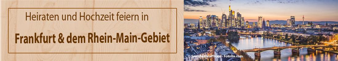 Heiraten Und Hochzeit Feiern In Frankfurt Und Dem Rhein Main Gebiet!